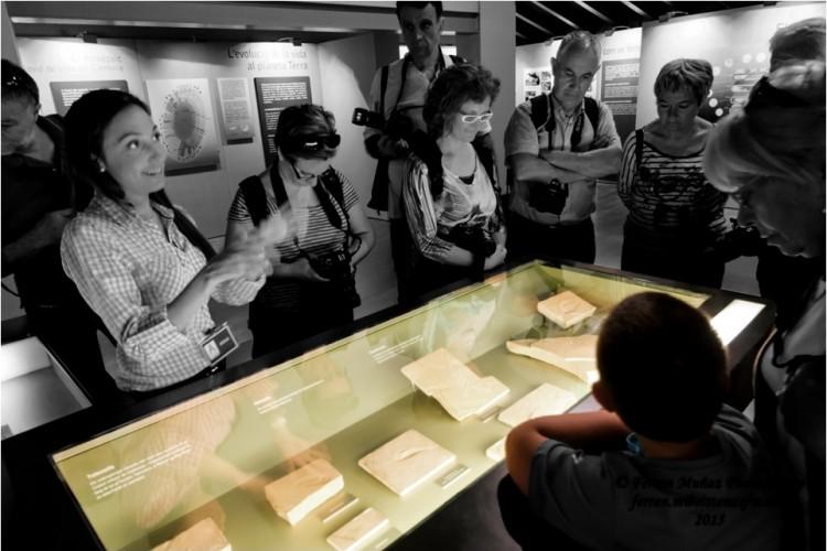 Els visitants al Museu d'Alcover augmenten un 6,32% el 2017