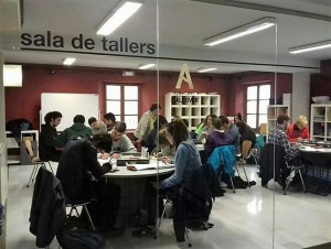 Sala de Tallers