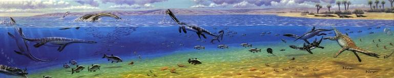 Paleoambient Triàsic. 240 milions d'anys