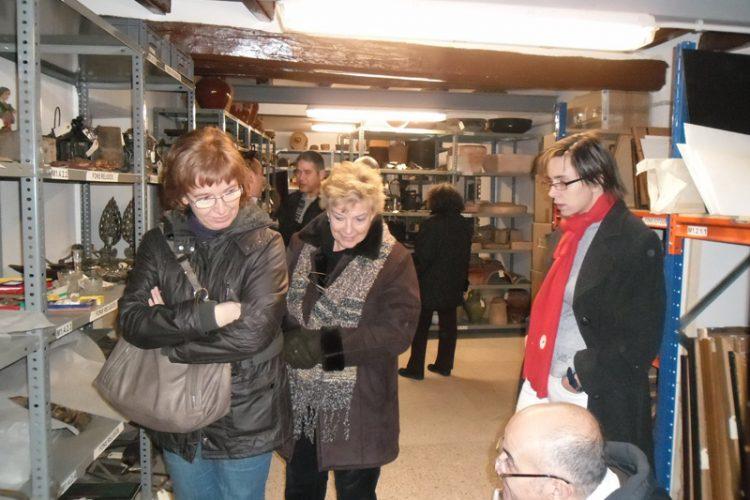El museu organitza una visita per les entranyes de l'equipament