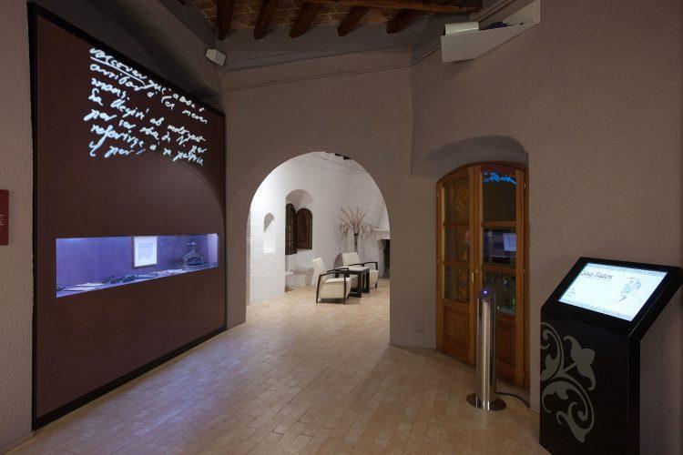 Magí Sunyer enceta els actes de l'Any Aladern amb una xerrada al museu d'Alcover